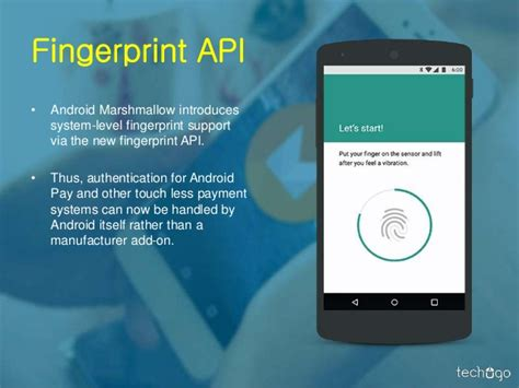 android pay api android marshmallow new features and updates of android 6 0
