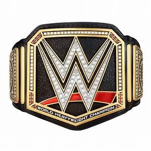 Wwe Championship Replica Title Belt  2014