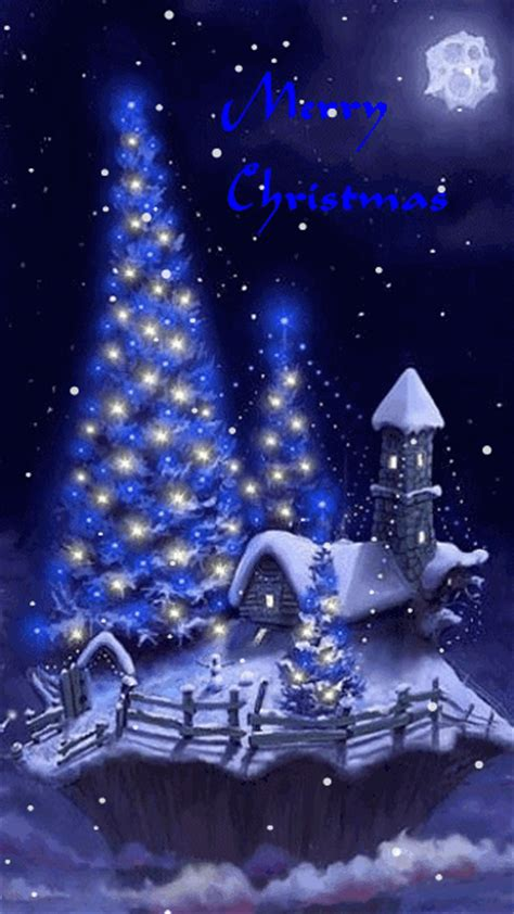 merry christmas tree gif pictures   images