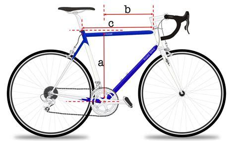 fahrrad richtige rahmenhoehe finden bilder richtwerte frnet