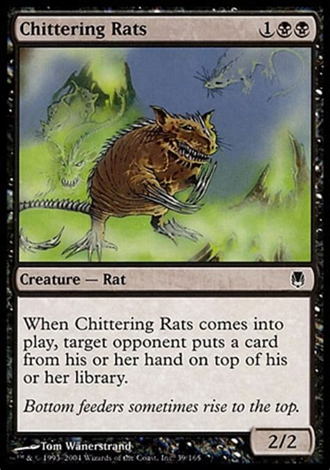 ratos chiadores darksteel
