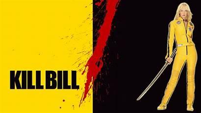 Kill Bill Wallpapers Poster Blood Crime Sword