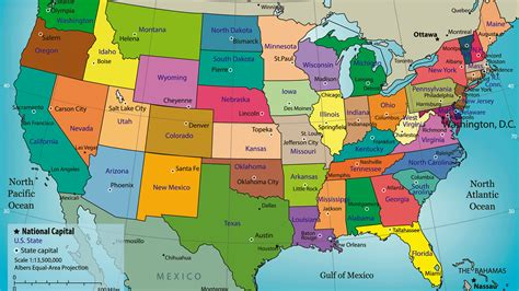 map   united states   states full size gifex
