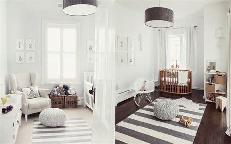 chambre bébé neutre inspiration déco chambre bébé