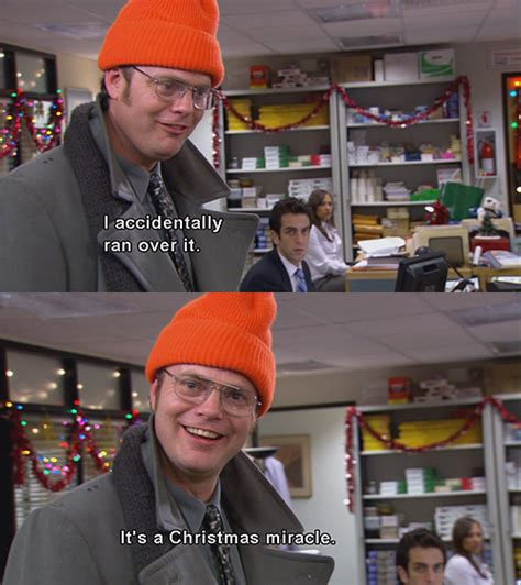 what the cast of the office would bring to holiday party