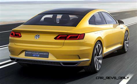 2018 Volkswagen Sport Coupe Concept Gte