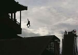 Danny Way Jumping The Great Wall Of China Skater Life