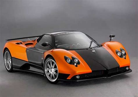 Top 10 World's Fastest Road Cars