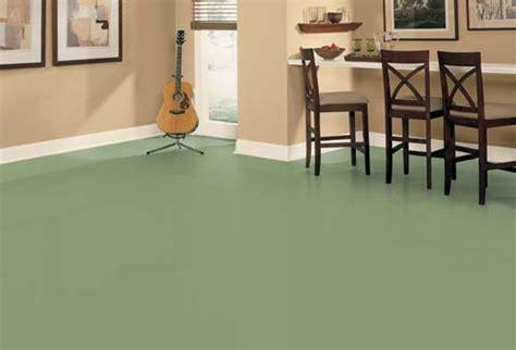 bring basement floors to life