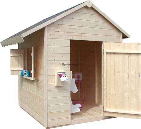 cabane enfant bois cabane enfant promo cabanes abri jardin