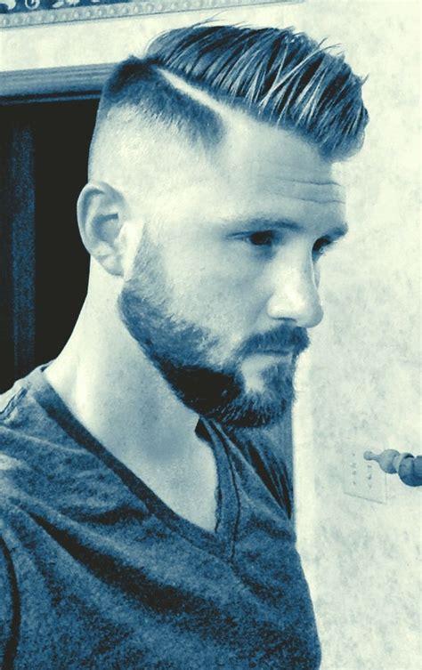 Undercut Fade Men Hairstyles 2014