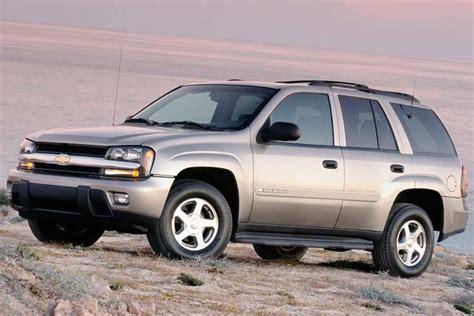 2004 Chevrolet Trailblazer Overview Carscom