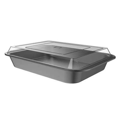 baking pan rectangular cake lid walmart lasagna bakeware cookware sheet kitchen nonstick