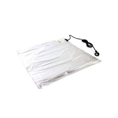 chauffage chambre de culture tapis chauffant romberg nappe de chauffage 95x95cm 135w