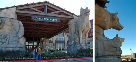 How To Plan Your Day At Great Wolf Lodge  Suitcases And
