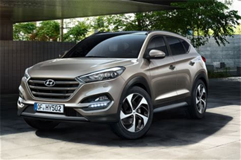 official hyundai tucson  safety rating