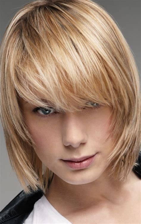 shoulder length hairstyles for fine hair women hairstylo