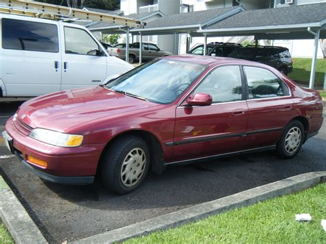 1994 Honda Accord Wagon Lx Related Infomation