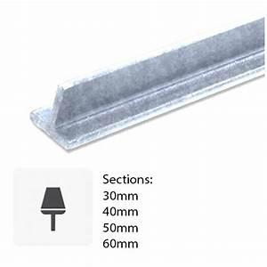Profilé Inox En U : profil t en acier galvanis sur mesure ~ Dailycaller-alerts.com Idées de Décoration