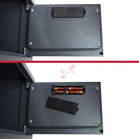 coffre fort de bureau coffre fort de bureau 350 x 250 x 250 mm avec ancrages
