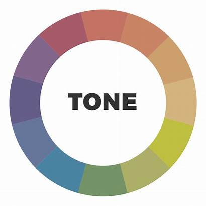 Colour Tones Tone Basics Tints Hues Shades