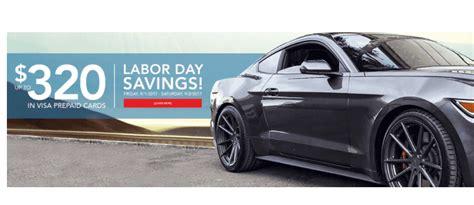 discount tire labor day sale     rebates