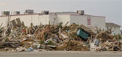 Debris Yard Update Storm Fema Bungalower Hurricane