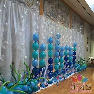 Quicklinks balloon backdrop, great for beach or under the ...