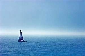Sailboat On The Water, Wahnekewaning Photograph by Mike