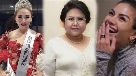 Tak Terima Ibunya Dimaki Maki Putri Elza Syarief Murka