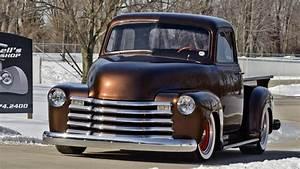 1953 Chevrolet Custom 5 Window Pickup