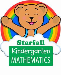 Children Love Learning Kindergarten Math With Starfall U0026 39 S Math Curriculkum   With Images