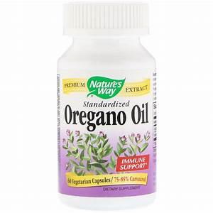 Nature U0026 39 S Way  Oregano Oil  Standardized  60  U7d20 U98df U80f6 U56ca
