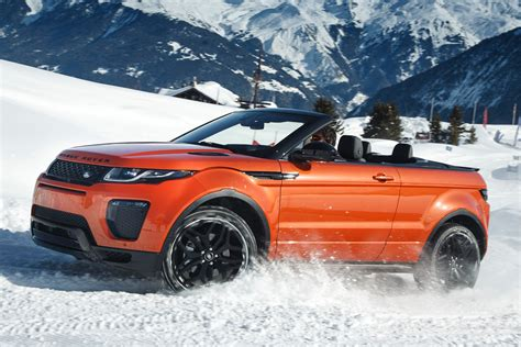 2018 Range Rover Evoque Convertible Review First Drive