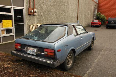 Datsun 310gx parked cars 1979 datsun 310gx