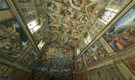 caf 233 histoire la chapelle sixtine michel ange visite