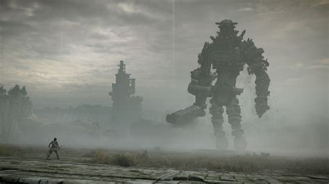 Shadow Of The Colossus Special Edition And New Gameplay