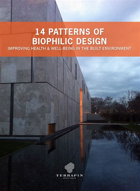 patterns  biophilic design terrapin bright green
