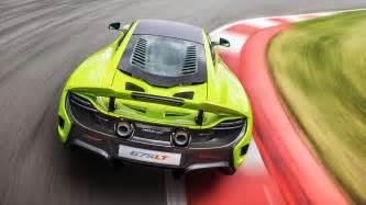 Mclaren's Very Fast, Very Green 675lt