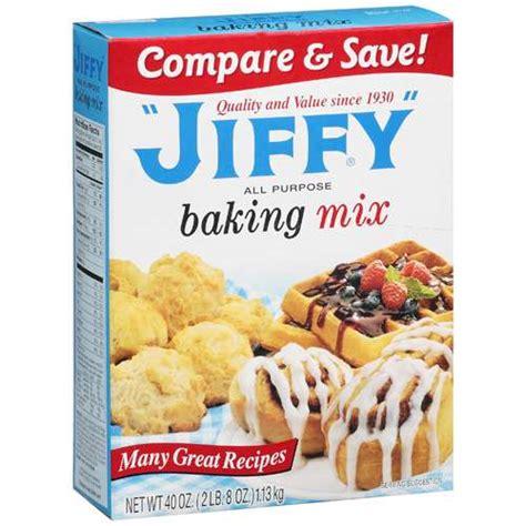 jiffy cake mix jiffy all purpose baking mix 40 oz walmart