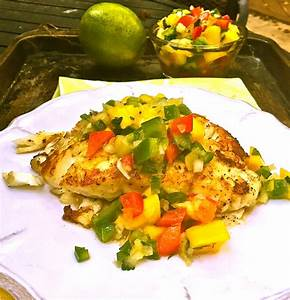 grilled grouper with mango salsa tallahassee