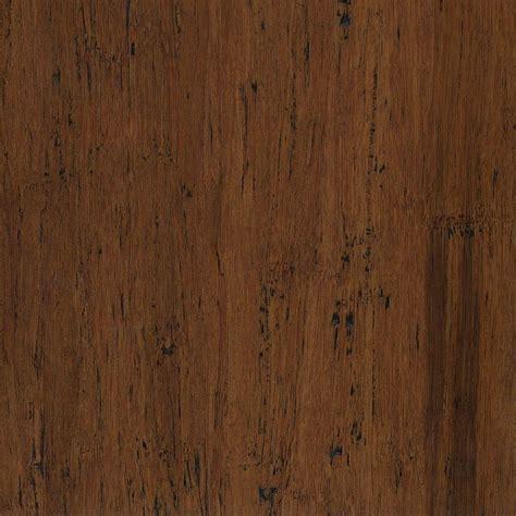 Take Home Sample   Strand Woven Mahogany Bamboo Solid