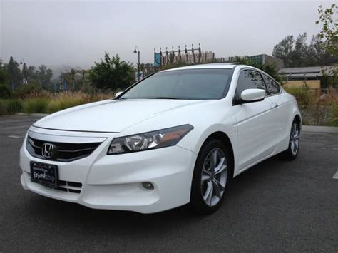 repair anti lock braking 2012 honda accord navigation system find used 2012 honda accord ex l coupe with navigation auto white tan leather hid lights in sun