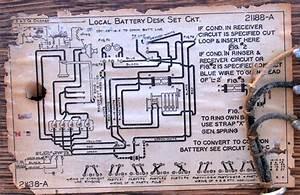 Old Telephone Wiring Diagram