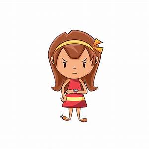 Top 60 Angry Child Clip Art, Vector Graphics and ...