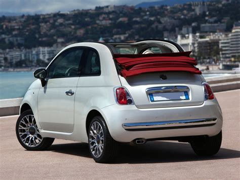 Fiat Convertible Review by Fiat 500 Convertible Review Ebest Cars
