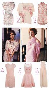 Pretty in Pink – Get the 80s granny chic look