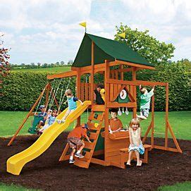 Big Backyard By Solowave by Big Backyard By Solowave 174 Kingswood Play Set Sears