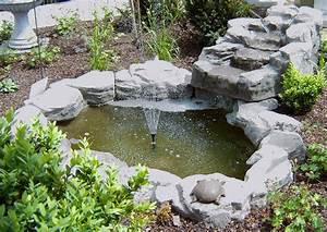 Gartenteich Mit Bachlauf : felsdekor gartenteich anlage silbermond 14121 granit art jardin ~ Buech-reservation.com Haus und Dekorationen