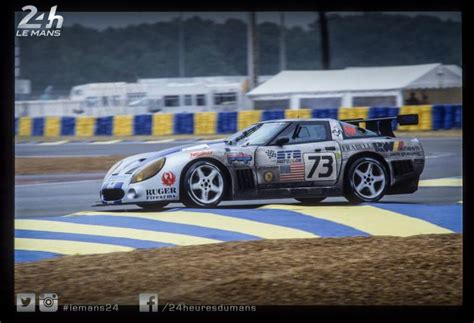 le mans org up of the callaway supernatural corvette from the 1994 and 1995 24 hours aco